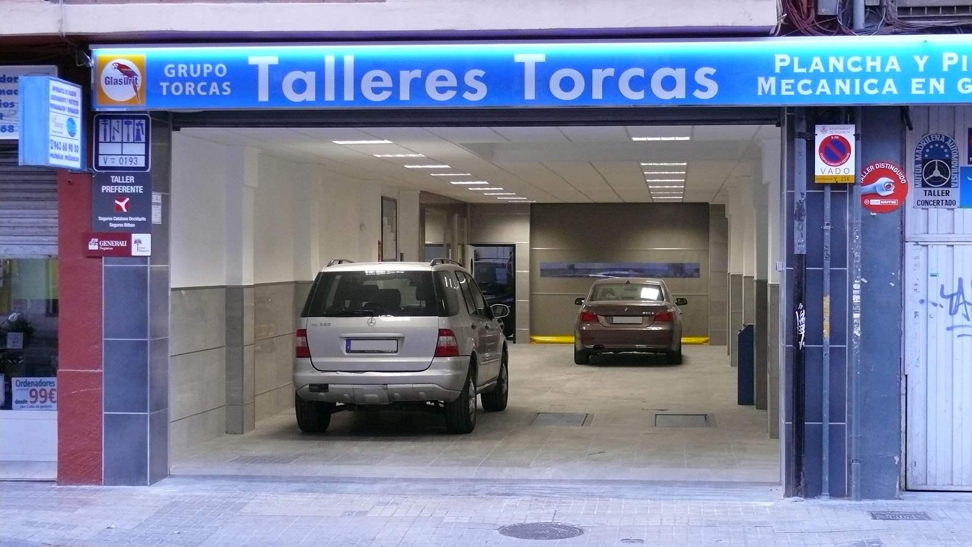 Talleres Torcas